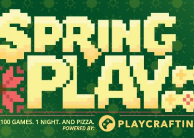Playcrafting Spring Play