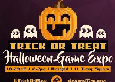 Halloween Game Expo '16
