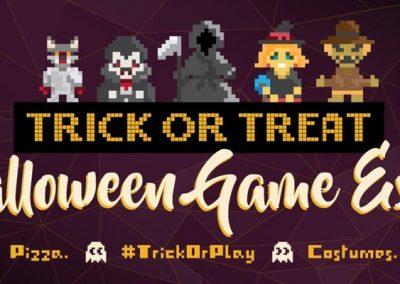 Halloween Game Expo '17
