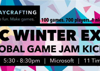 Playcrafting Winter Expo